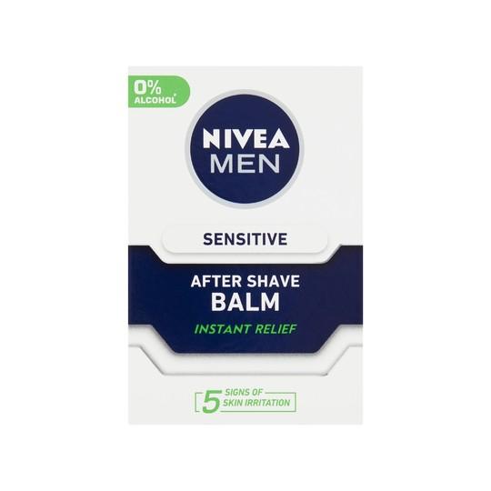 Nivea Men Sensitive balzám po holení 100 ml