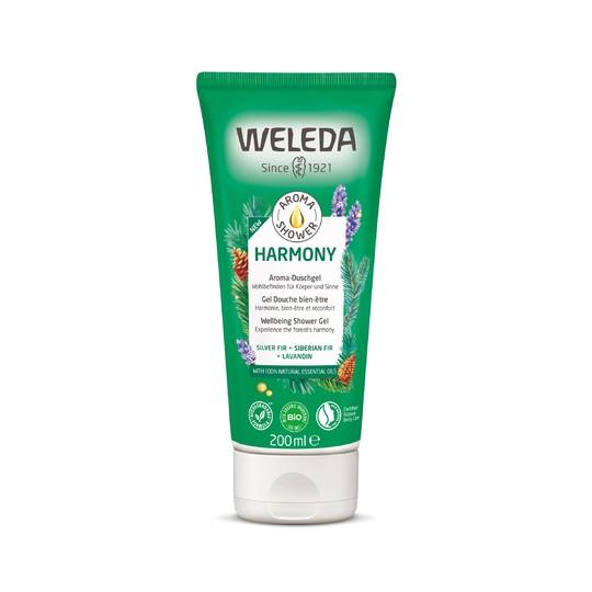 Weleda Aroma Shower Harmony sprchový gel 200 ml