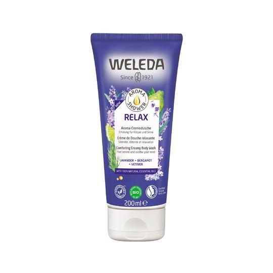 Weleda Aroma Shower Relax sprchový gel 200 ml
