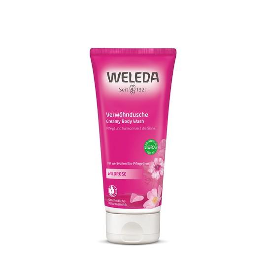 Weleda Wildrose sprchový krém 200 ml