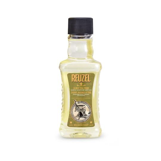 Reuzel 3in1 Tea Tree šampon 100 ml