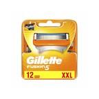 Gillette Fusion 5 náhradní hlavice 12 ks