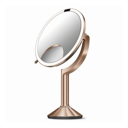 Simplehuman ST3034 kosmetické zrcadlo, ROSEGOLD