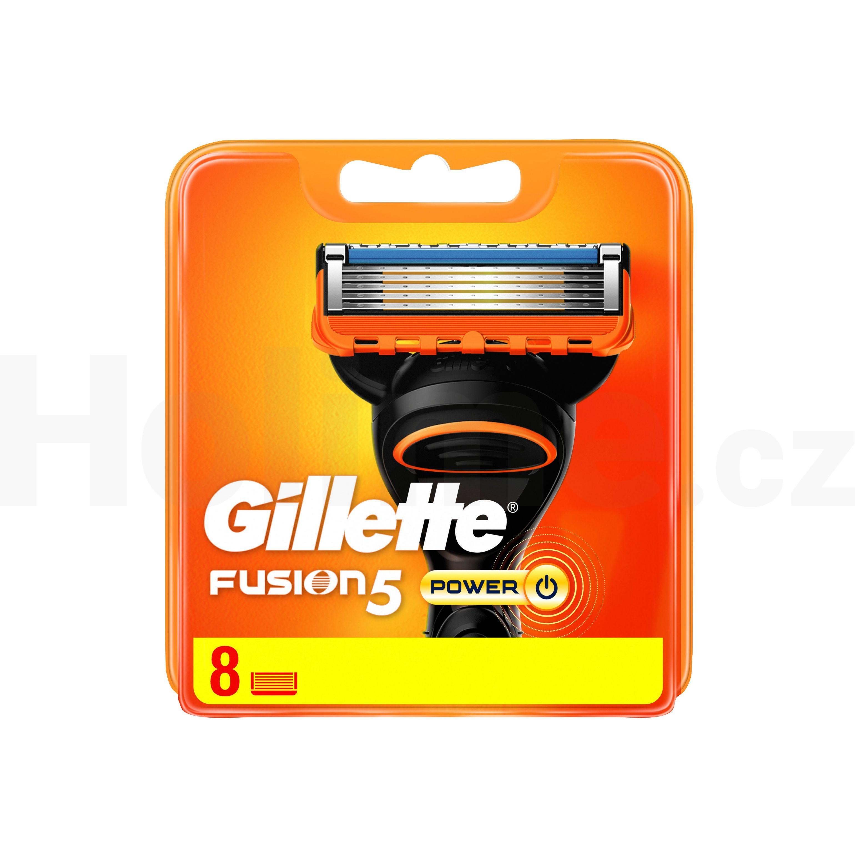 Procter & Gamble Gillette Fusion Power 8 ks