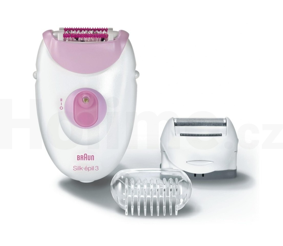 Braun Silk épil 3-3270 SoftPerfection epilátor