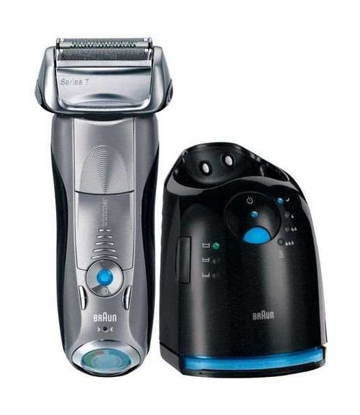 Braun Series 7-790-4 Clean&Charge holicí strojek
