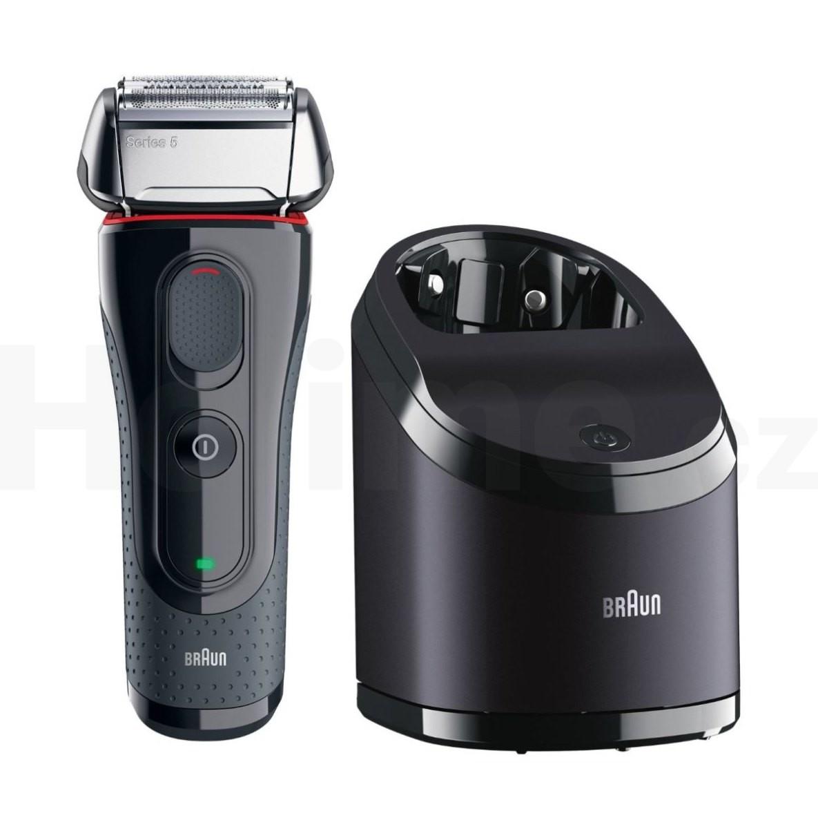 Braun Series 5050 CC holicí strojek