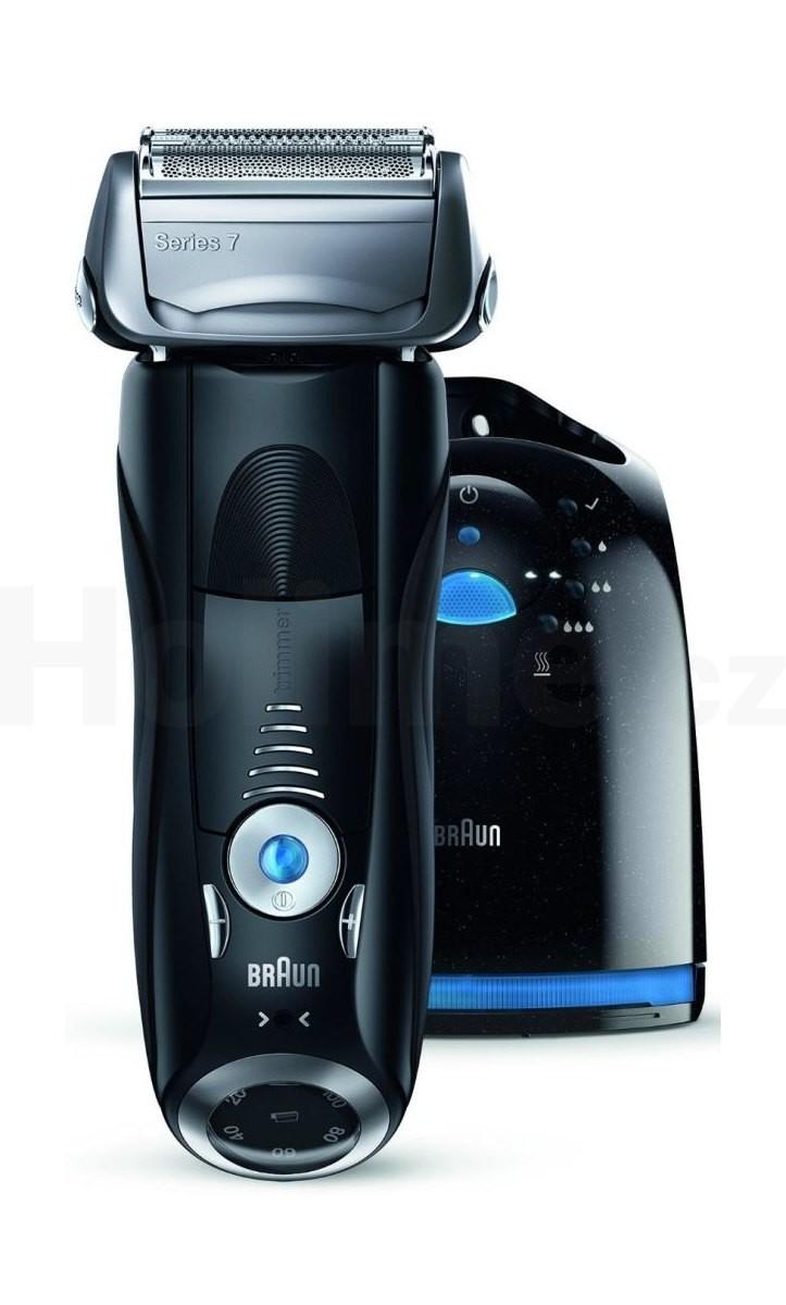 Braun Series 7-760-6 Clean&Charge holicí strojek