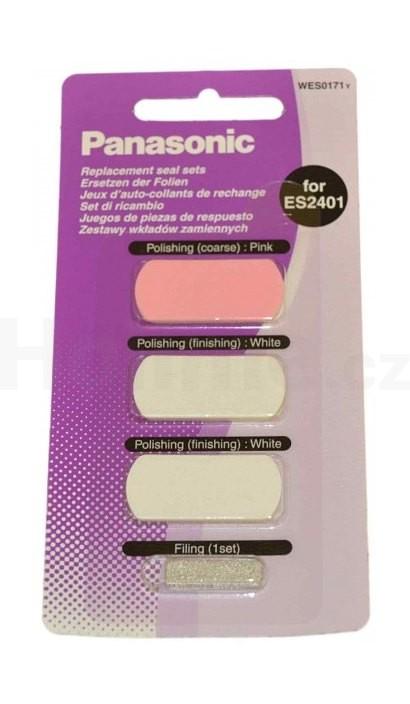 Panasonic náhradní nástavce WES0171Y