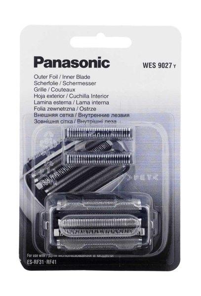 Panasonic náhradní břit a planžeta WES9027