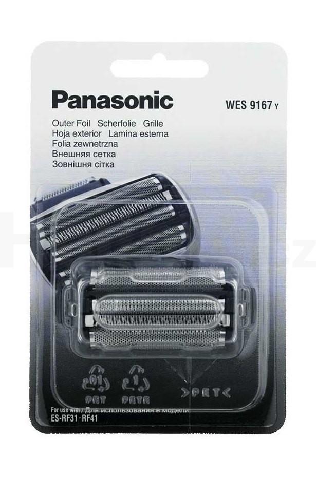 Panasonic náhradní planžeta WES9167