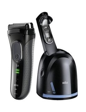 Braun Series 3-3050cc Clean&Charge holicí strojek