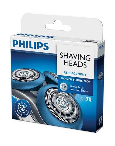 Philips náhradní holicí frézky SH70, 3ks