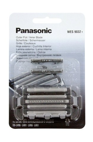 Panasonic náhradní břit a planžeta WES9032Y