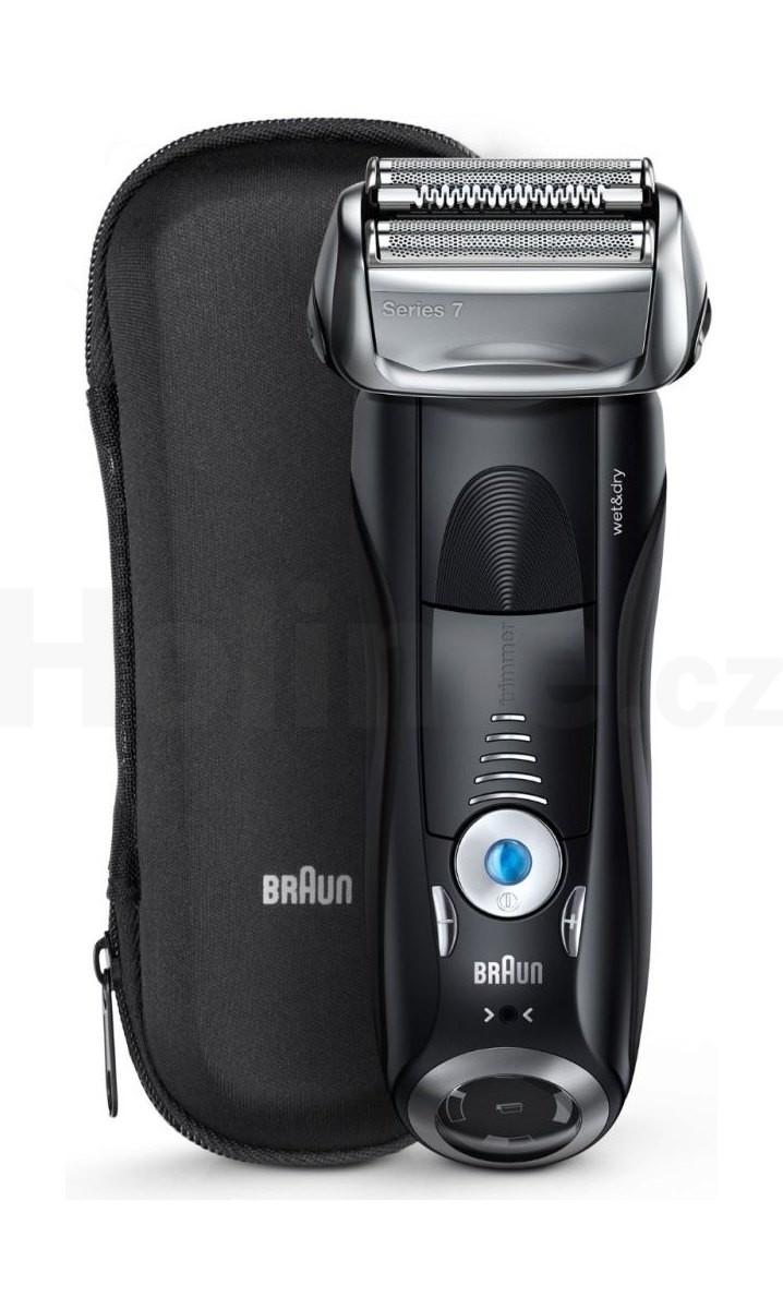 Braun Series 7 7840s Wet&Dry holicí strojek