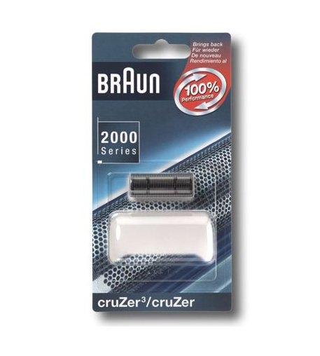 Braun 2000 Series CruZer náhradní břit
