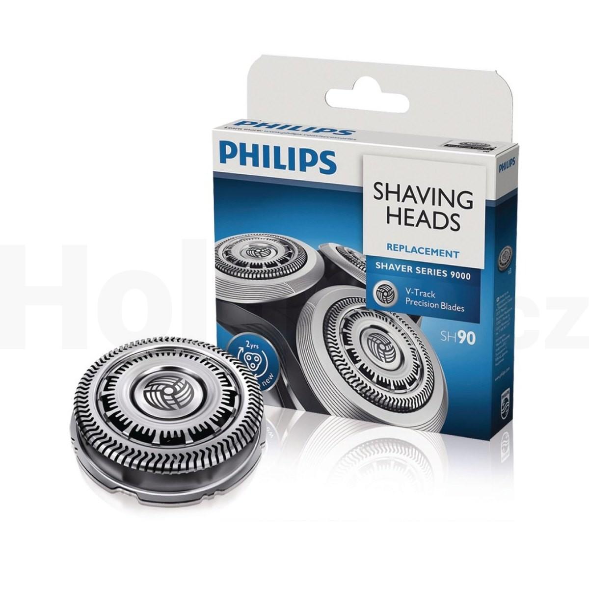 Philips SH90/50 náhradní holicí frézky