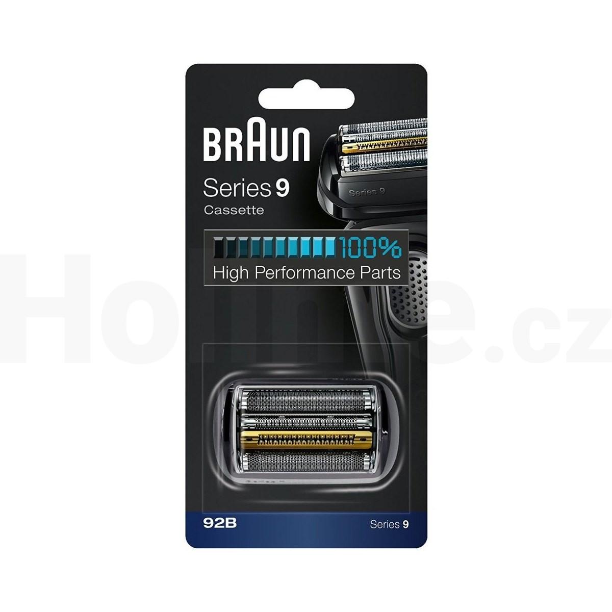 Braun CombiPack Series 9 92B břit + fólie
