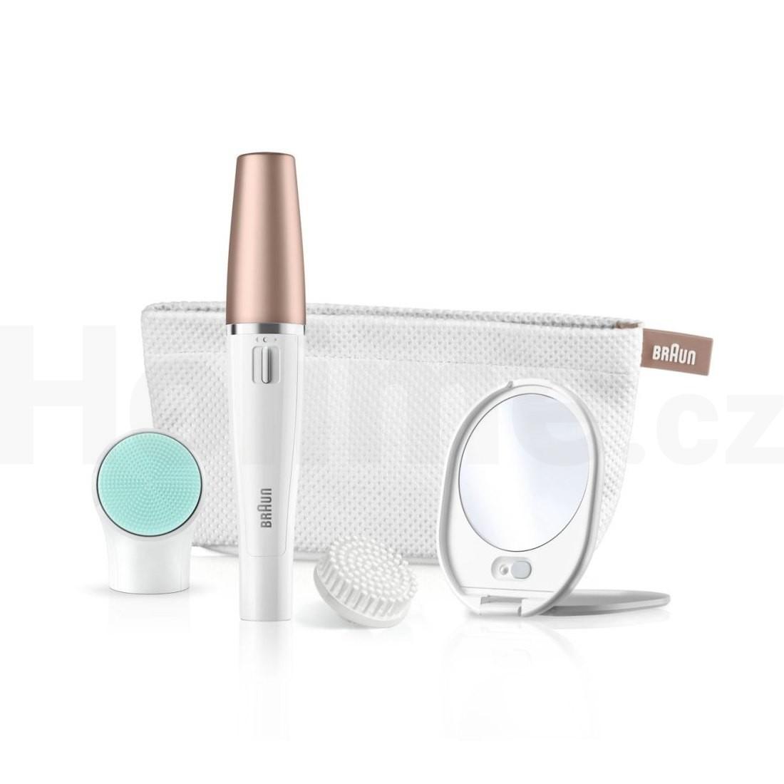 Braun FaceSpa 851V epilátor na obličej