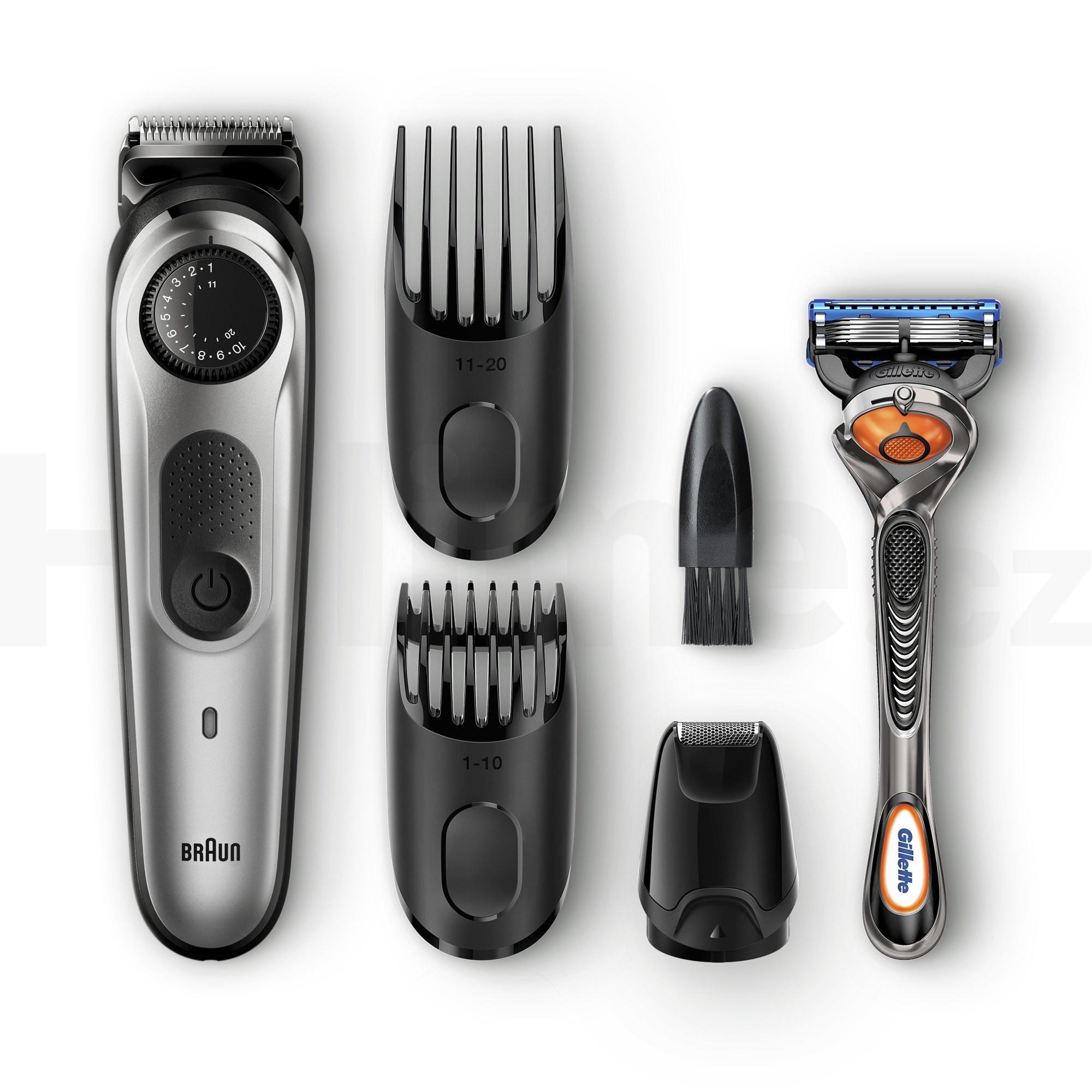 Braun Beard Trimmer BT5065 zastřihovač vousů a vlasů