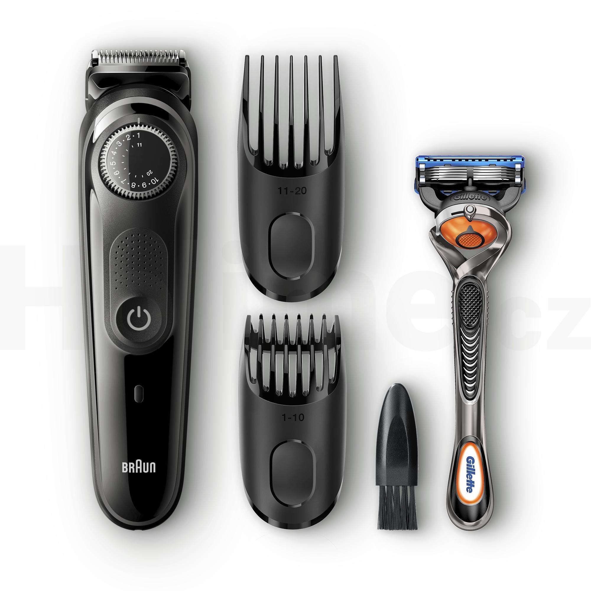 Braun BT3042 zastřihovač vousů a vlasů