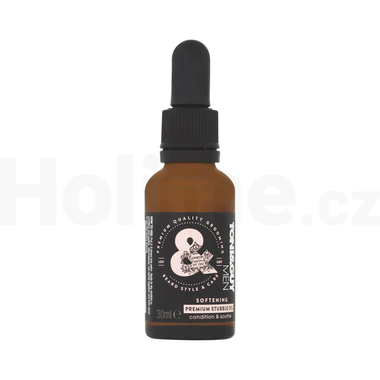 Toni&Guy Stubble Oil změkčující olej na vousy 30 ml