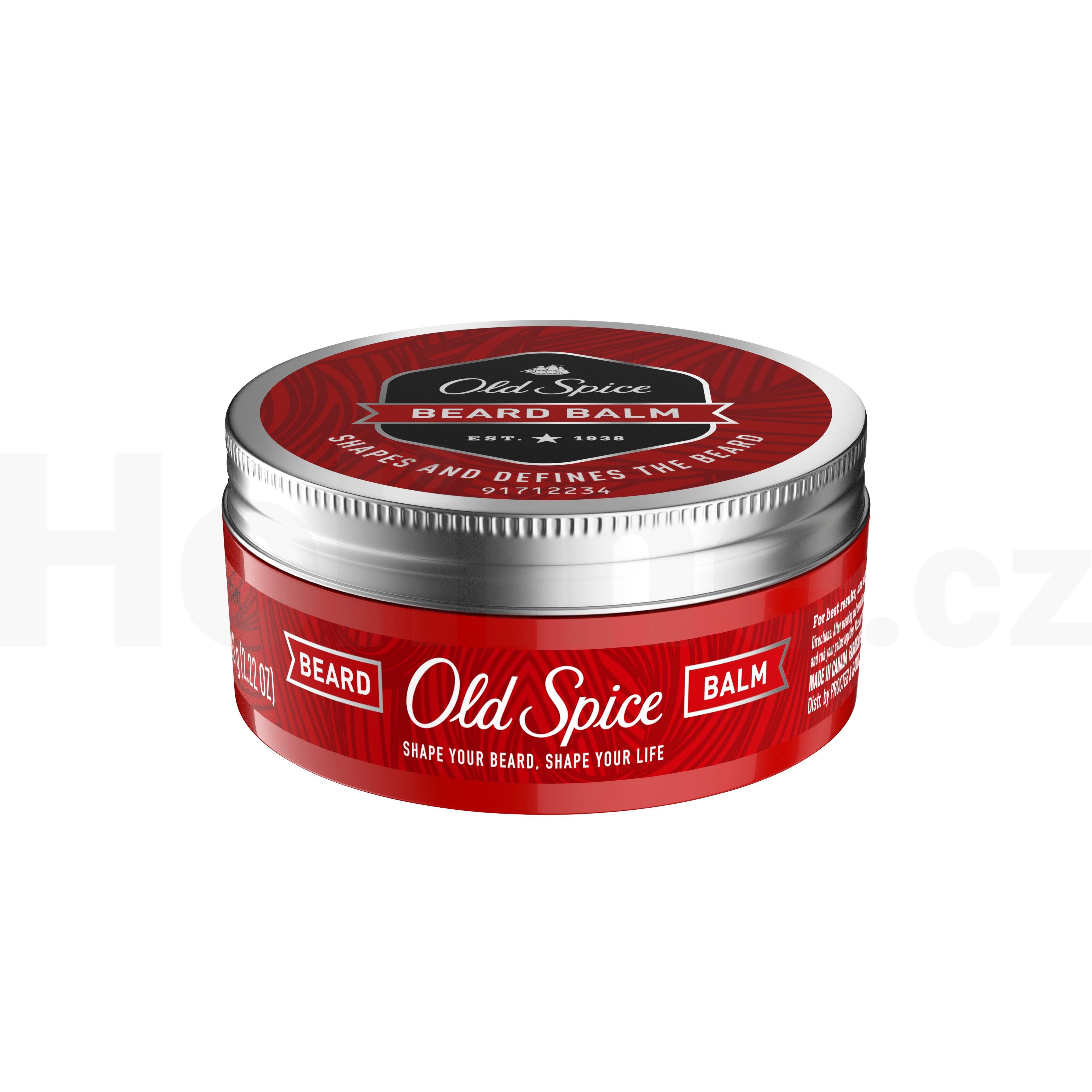 Old Spice Beard Balm balzám na vousy 63 g