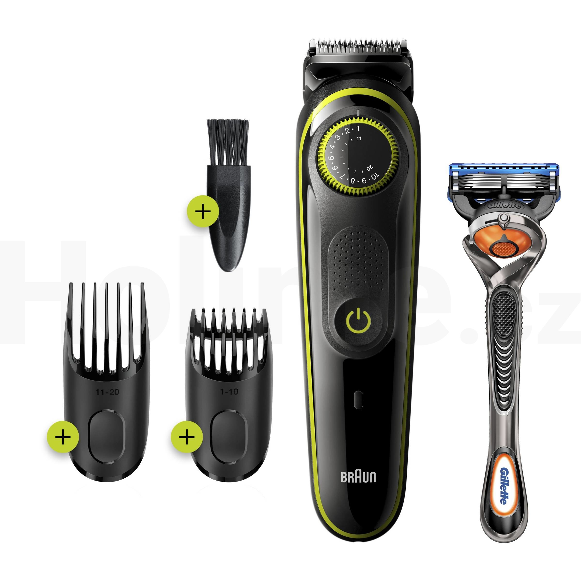 Braun BT3241 zastřihovač vlasů a vousů