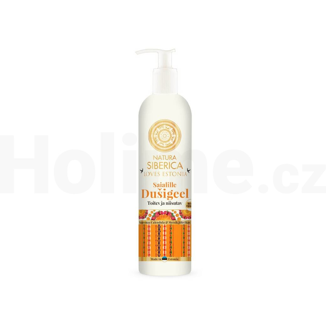 Natura Siberica Loves Estonia sprchový gel 400 ml