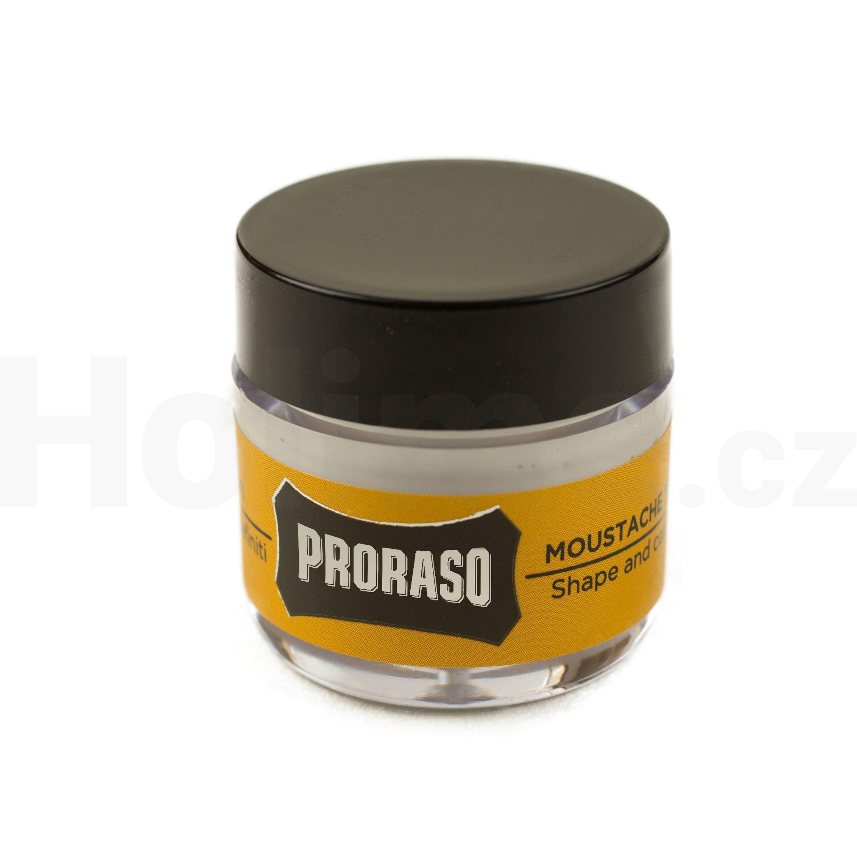 Proraso Wood and Spice vosk na knír 15 ml